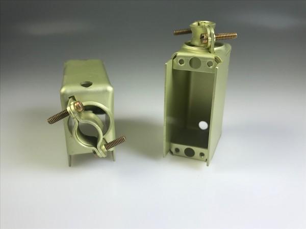 Alu-Haube für MRAC34P/S, seitl.Öffnung
