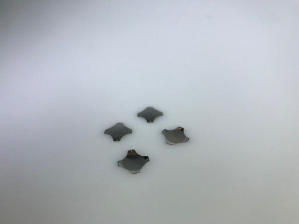 Dome N 10mm, 4-beinig, 280g