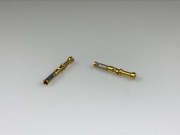 Crimp-Buchsenkontakt Winchester AWG 20-24