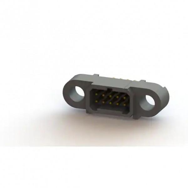 AMM Steckerleiste Thruhole ohne Fixierung 10-polig
