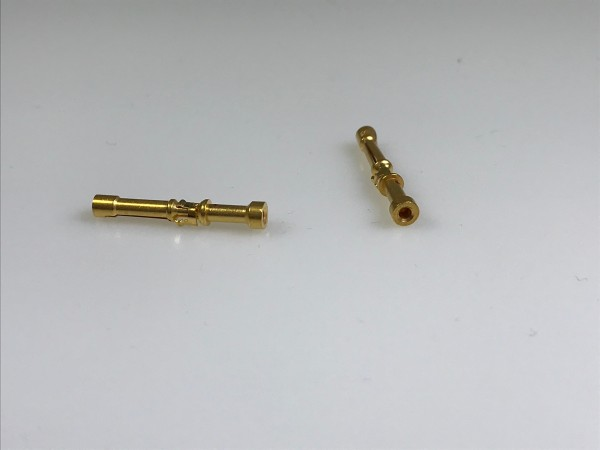 Crimp-Buchsenkontakt Winchester AWG 24-28