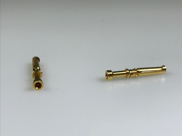 Crimp-Stiftkontakt Winchester,AWG 20-24