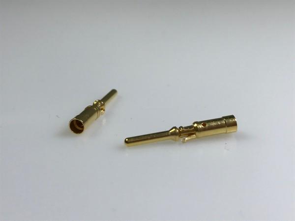 Crimp-Stiftkontakt Winchester AWG 14
