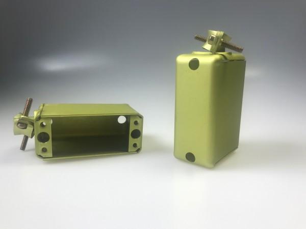 Alu-Haube für XAC34P/S, seitl.Öffnung