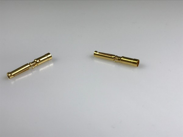Crimp-Buchsenkontakt Winchester AWG 14