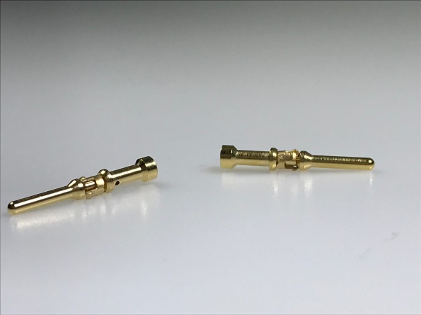 Crimp-Stiftkontakt Winchester, AWG 24-28