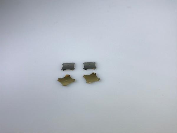 Dome N 10mm, 4-beinig, 400g,