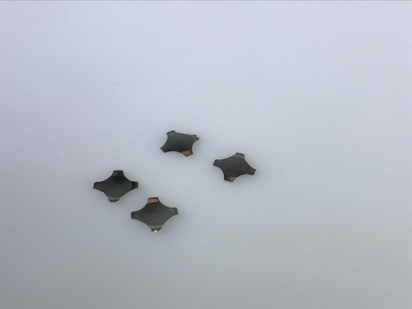 Dome N 6mm, 4-beinig, 170g