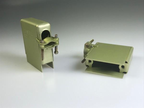 Alu-Haube für MRAC9P/S, seitl.Öffnung
