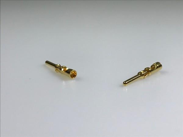 Crimp-Stiftkontakt Winchester AWG 16-20