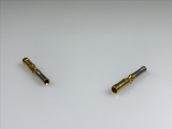 Crimp-Buchsenkontakt Winchester AWG 16-20