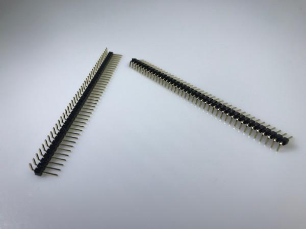 Stiftleiste, einreihig, 40-polig,