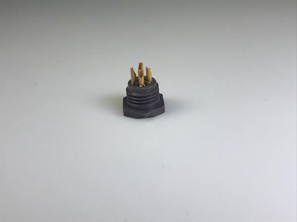 Rundstecker Winchester 4-polig